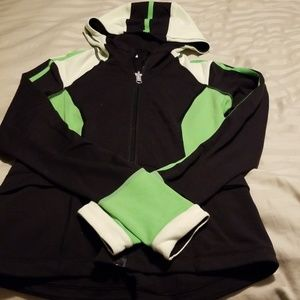 Lululemon Green Zip Up